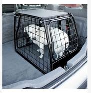 hundebur bil transport kan passe ind i mindre biler